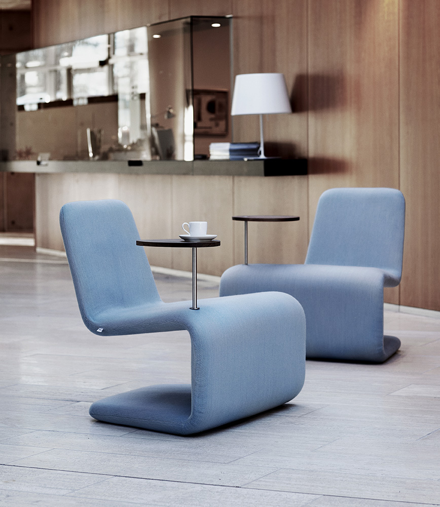 Urban Lounge with table